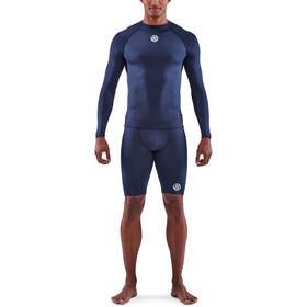Skins Series-1 LS Shirt Men navy blue